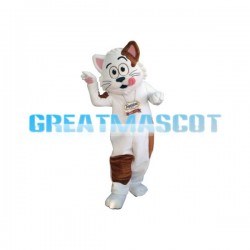 Lovely Cat Mascot Adult Costume