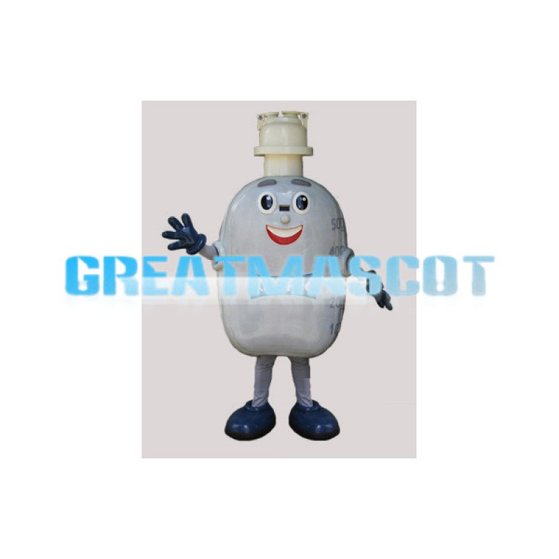 Infusion Bottle Mascot Adult Costume