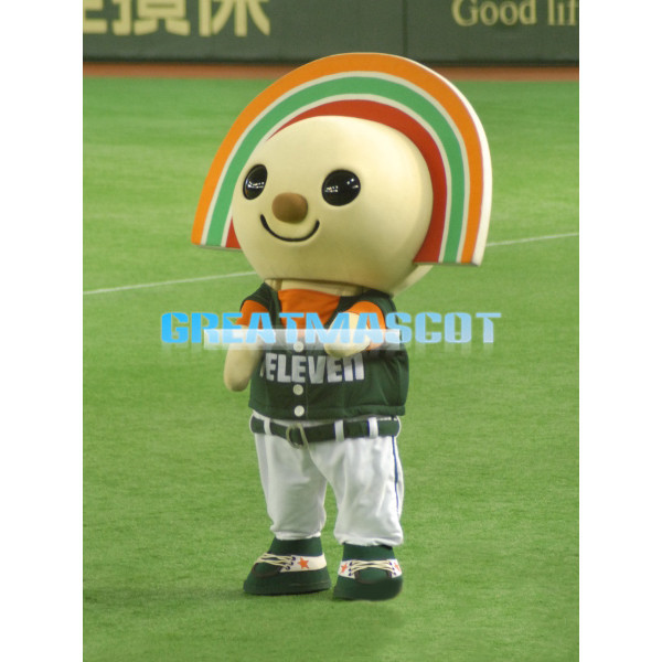 Open Chan the Open Planet Dog Mascot Costume