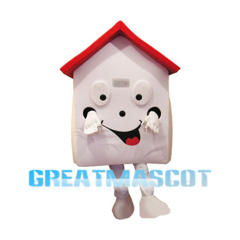 Cartoon White House Mascot Costume