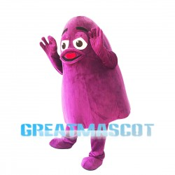 Purple Potato Mascot Costume