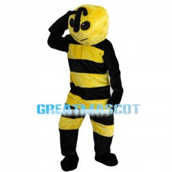 Mellow Leader Bee Mascot Costume