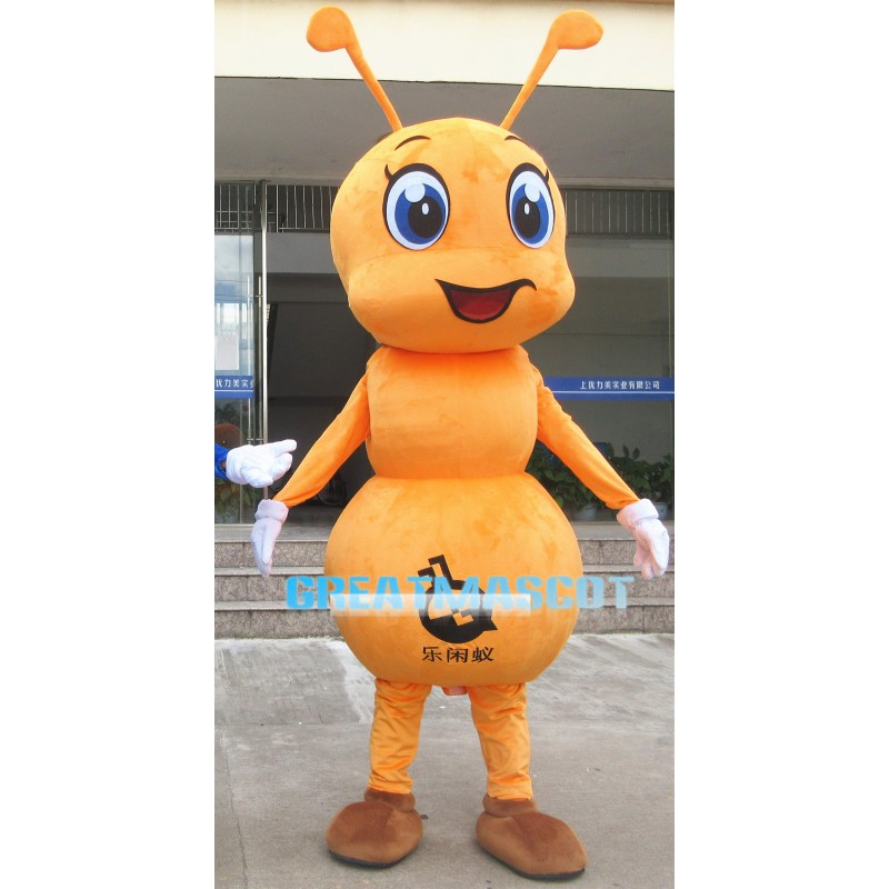Lovely Environmental Protection Ant Mascot Costume