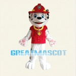 Cartoon Paw Patrol Mascot Costume