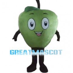 Cartoon Green Apple Lightweight Mascot Costume
