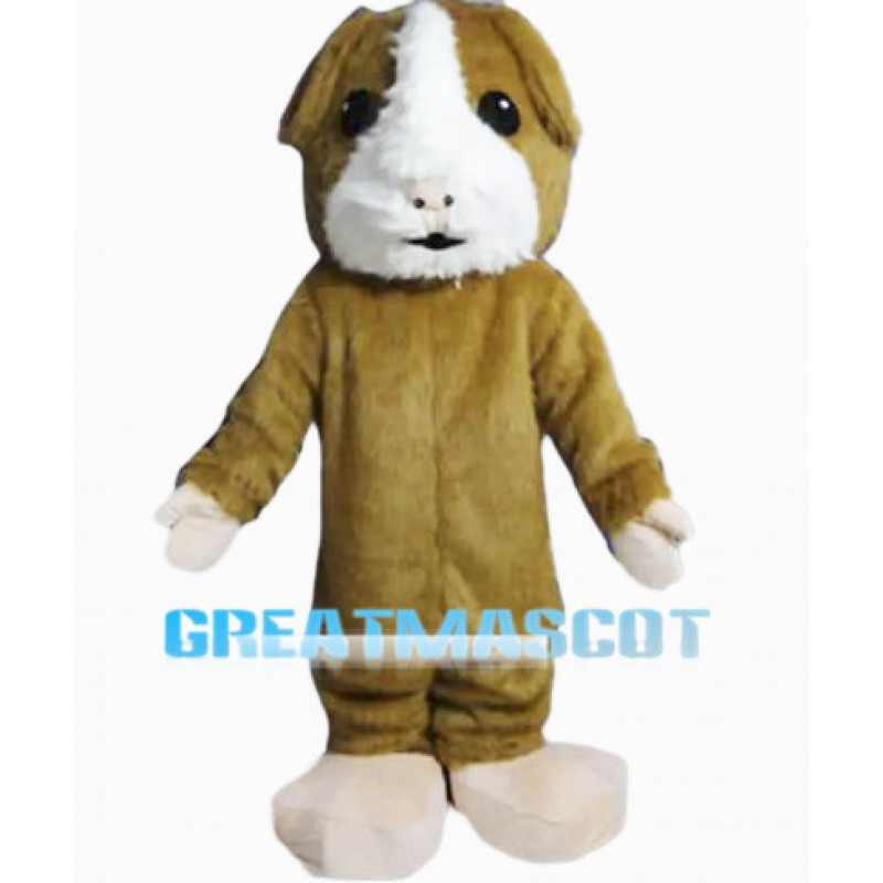 Hamster Animal Mascot Adult Costume