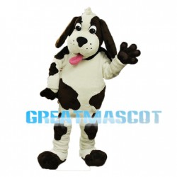 Lovely Dalmatian Dog Mascot Costume