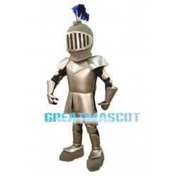Golden Armor Knight Lightweight Mascot Costume