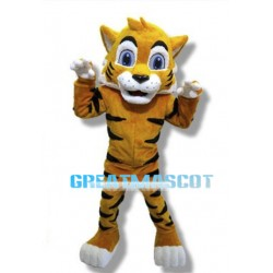 Tiger Baby Mascot Costume