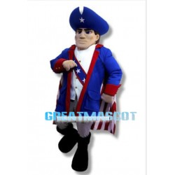 American Patriot Mascot Costume