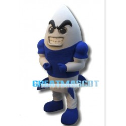 Angry Power Cartoon Missile Lightweight Mascot Adult Costume