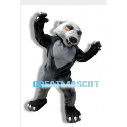 Power Fierce Badger Mascot Costume