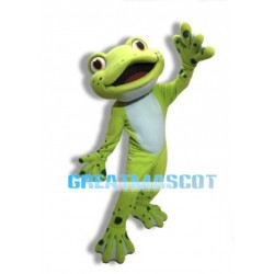 New Custom Made Frog Mascot Adult Costume