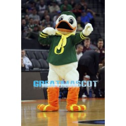 University Oregon Ducks Mascot Adult Costume