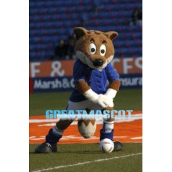 College Football Fox Mascot Costume