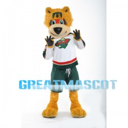 Wild Animal Nordy Mascot Costume