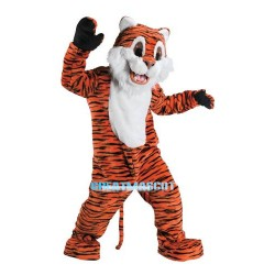 Cute Tiger Animal Mascot Costume
