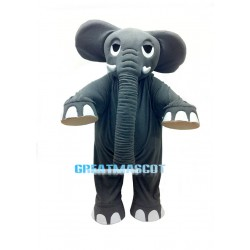 Long Nose Elephant Lightweight Mascot Adult Costume