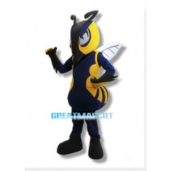 Pointed Mouth Bee Mascot Costume Adult Size