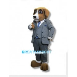 Justice The Legal Beagle Mascot Costume