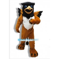 Griffin Gryphon Mascot Cartoon Character Costume