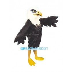 Bald Eagle Animal Mascot Adult Costume