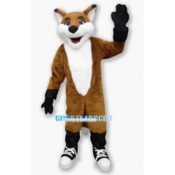 Rocky The Fox High School Mascot Costume