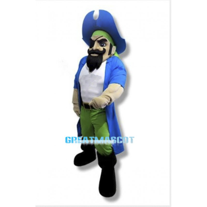 Raider Mascot Costume For Adult