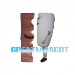 Cartoon Chocolate Bar & Milk Mascot Adult Costume