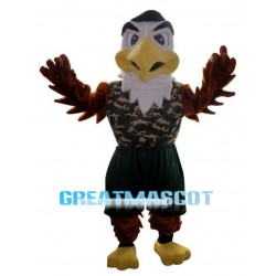 Vulture Bird Mascot Costume For Adult