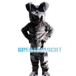 Adult Simple-minded Dog Mascot Costume