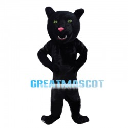 Black Panther On Hips Mascot Costume