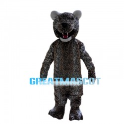 Vigorous Powerful Leopard Mascot Costume