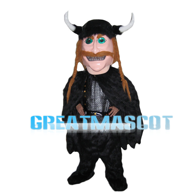 Leader Of Ancient Tribes Mascot Costume
