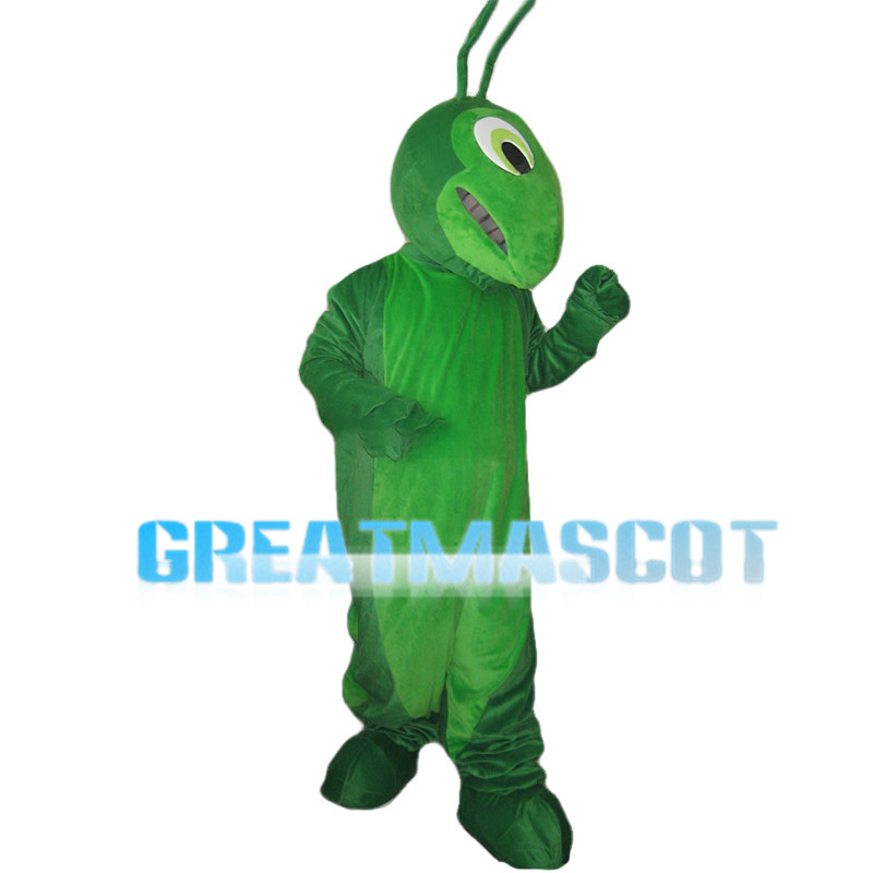 Big Green Ant Mascot Costume
