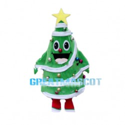 Hanging Decorated Christmas Tree Mascot Costume