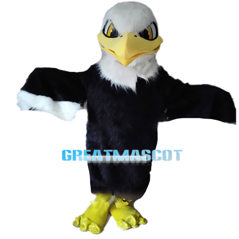 Swift Winged Eagle Mascot Costume