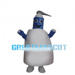 Shower Gel Press Bottle Mascot Costume