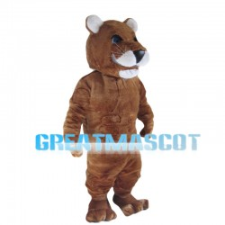 Forest King Tiger Mascot Costume
