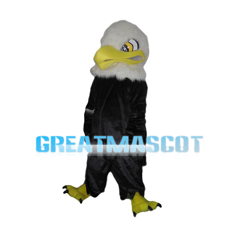 Eagle With Sharp Claws Mascot Costume