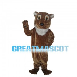 Pleasant Tiger Mascot Costume