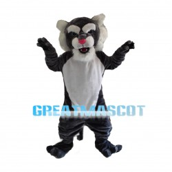 Hunting Tiger Mascot Costume