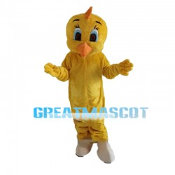 Resourceful Flexible Little Bird Mascot Costume