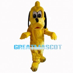 Naughty Dog Pluto Mascot Costume