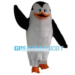 Adventure Penguin Mascot Costume