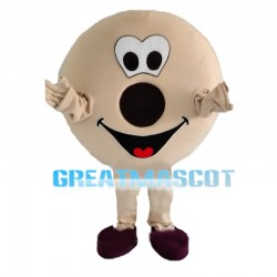 Salty Cookie Mascot Costume