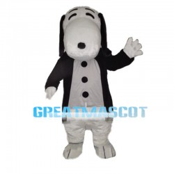 Lifesome Cute Snoopy Dog Mascot Costume