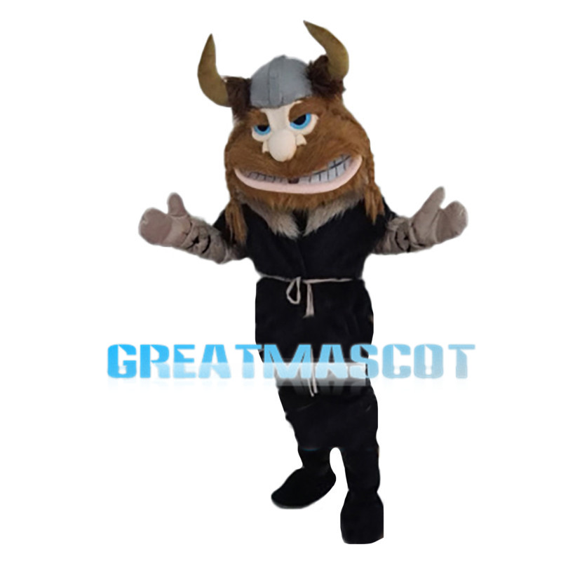 Powerful Brutal Tauren Mascot Costume