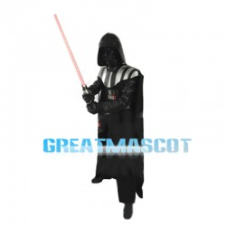 Star Wars Black Warrior Mascot Costume