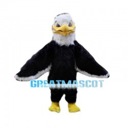 Impatient Eagle Mascot Costume